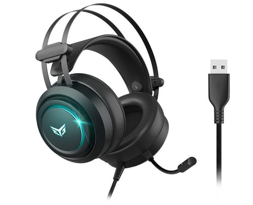 Ovann G30 USB Gaming Headset for PC PS4 PS5