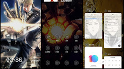 One Puch Man V.4 Theme For MIUI 10