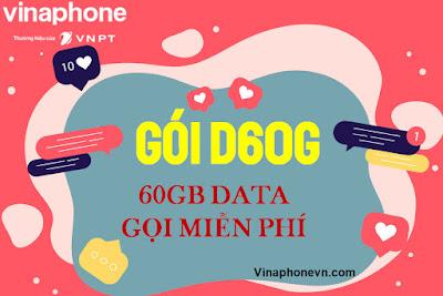 Đỉnh 60G, Gói D60G Vinaphone