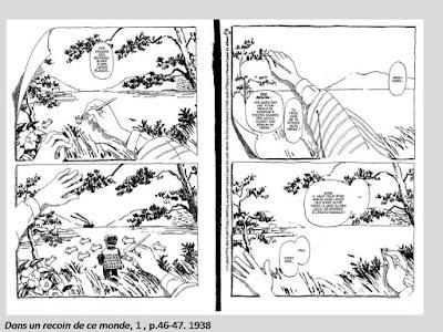 Kouno, Fumiyo. Dans un recoin de ce monde, t.1, p.47 © Kana.
