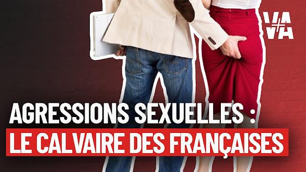 VIDÉO - Agressions sexuelles : le calvaire des Françaises