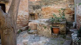 Un espacio comunal con sus lavaderos y su pozo