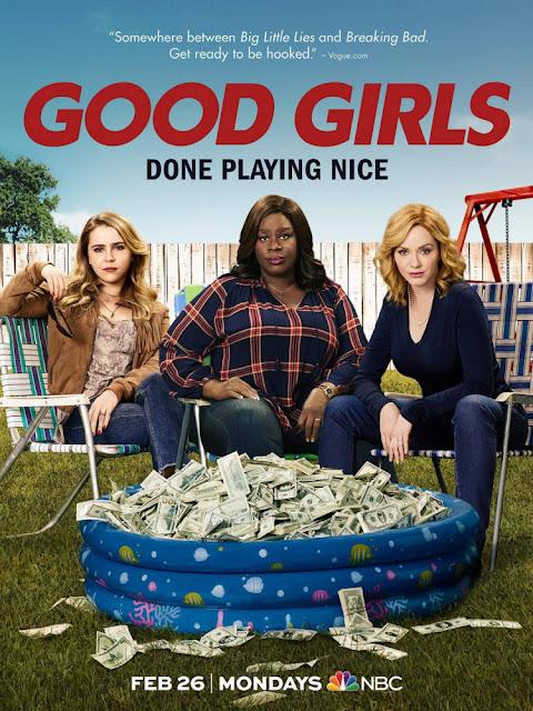 Good Girls (2018-) ταινιες online seires xrysoi greek subs