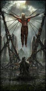 El águila de sangre vikingo