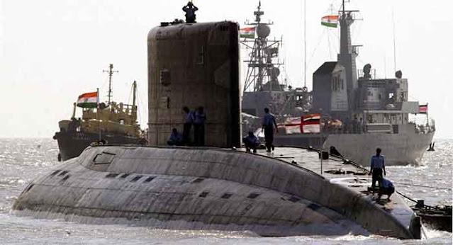 Rusia Tawarkan India 'Gratis' Tiga Unit Kapal Selam Kilo Class, Inilah Syaratnya
