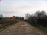 Прилуки. Пивоварня и дом управляющего имением Чапского