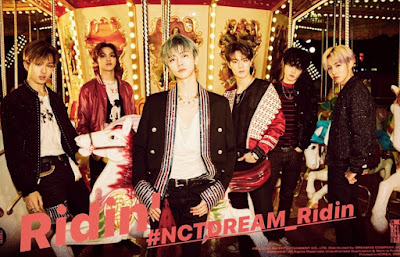 Lirik Lagu NCT Dream Ridin