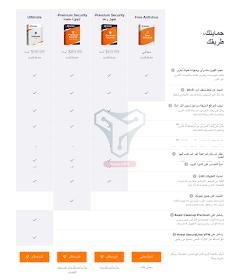 تحميل برنامج Avast Premium Security كامل مع التفعيل للحماية من الفيروسات