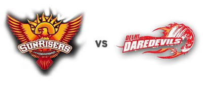 Sunrisers Hyderabad vs Delhi Daredevils Highlights