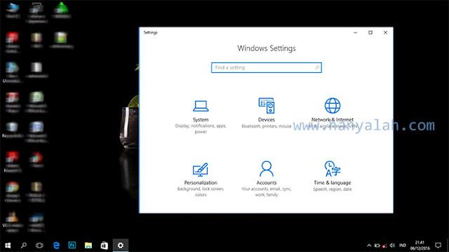 Cara Mudah Mengubah dan Mengaktifkan Windows 10 Dark Theme