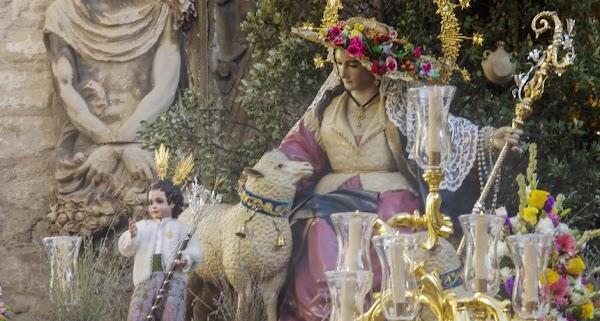Traslado a la Catedral de la Divina Pastora de las Almas de Jaen este 24 de Septiembre del 2021. Horarios e Itinerarios