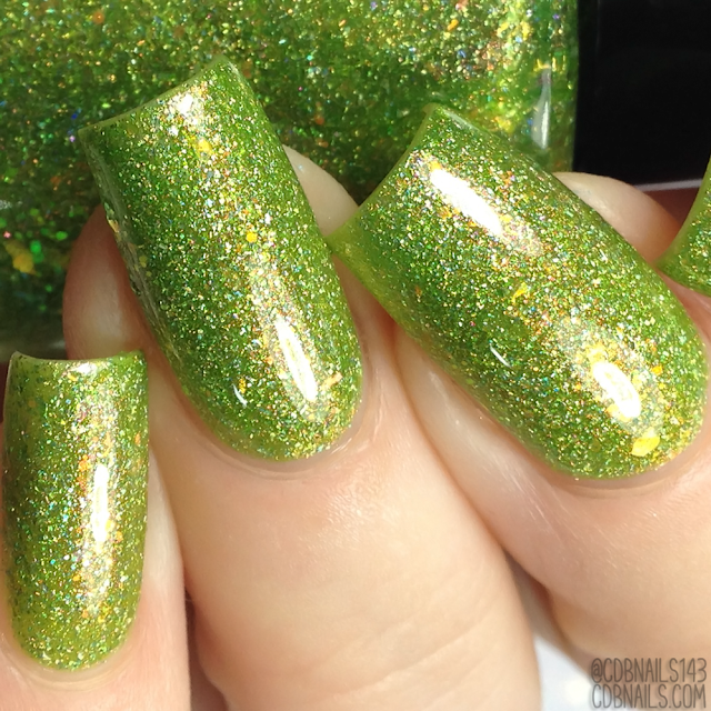Pahlish-Sour Apple Snakes