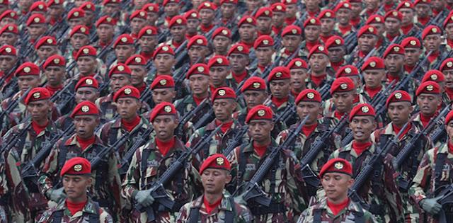 TNI Harus Turun Tangan Jaga Pancasila Dari Bahaya RUU HIP