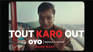 OYO - Raho Mast'; showcases its multifaceted value proposition for guests through three quirky ad films