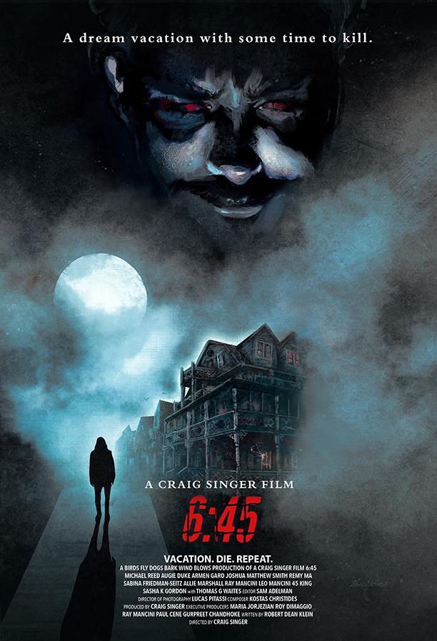 6:45 movie poster