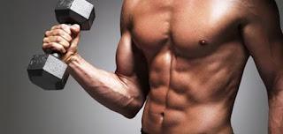 رفع الأثقال تزيد كثافة العضلات
