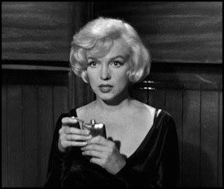Marilyn Monroe: Sugar Kane Kowalcyzk (Con faldas y a lo loco, 1959)