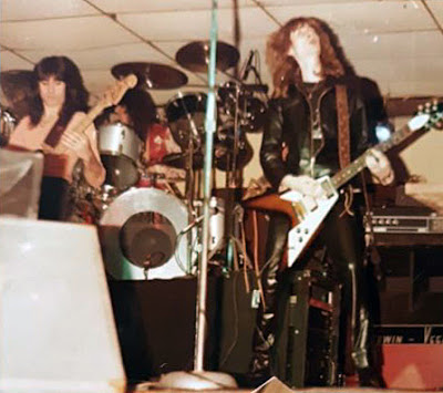 The Jasper Band... Thanx to John Micco (bass) for sending over the photo's of the band for us all to see!!!