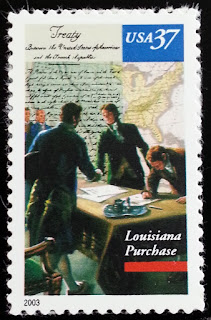 2003 37c Louisiana Purchase Scott 3782