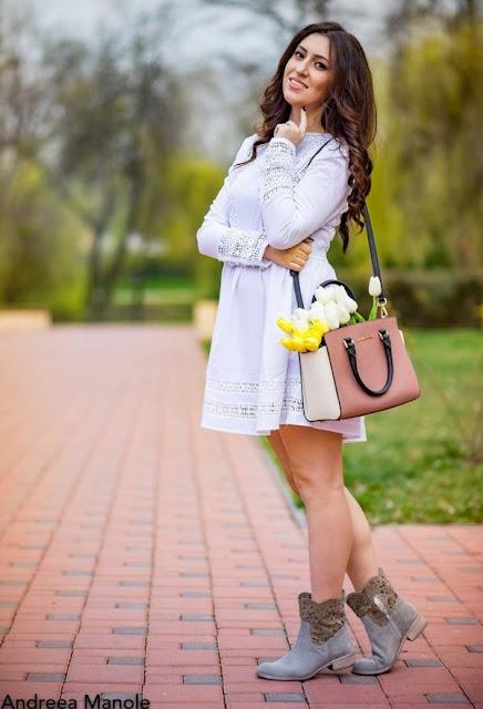 como vestirse casual mujer gordita