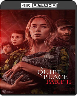 A Quiet Place: Part II [2021] [UHD] [Latino]