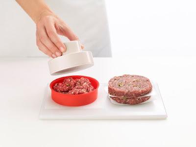 Accesorio para hacer la mejor hamburguesa casera