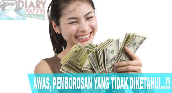 Pemborosan Uang Yang Tak Disadari