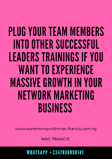 HOW TO INCREASE YOUR TEAM'S PRODUCTIVITIES IN YOUR  NETWORK MARKETING BUSINESS. WITHOUT TRYING TOO HARD
