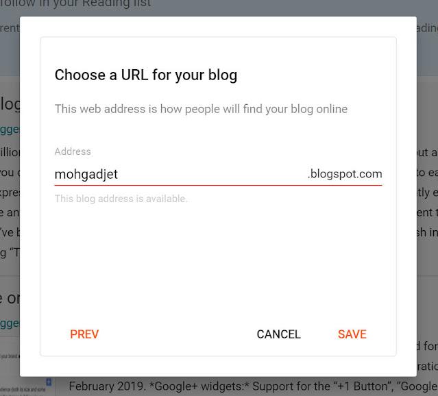 Cara Buat Blog Sendiri Untuk Tahun 2020