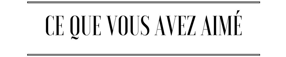 sélection blogging - DeuxAimes
