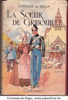 Comtesse de Ségur, la soeur de Gribouille
