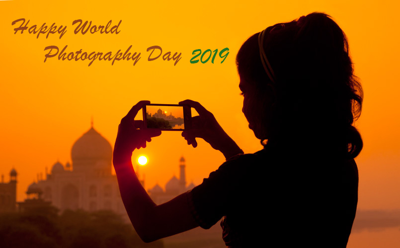 World Photography Day 2019 Wishes images, WhatsApp Status