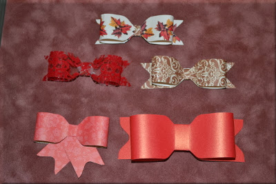 envelope punch board, bows, Stamp with Trude, Stampin' Up!