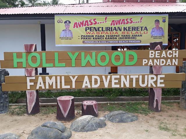 Hollywood Pandan Sibolga Tapteng