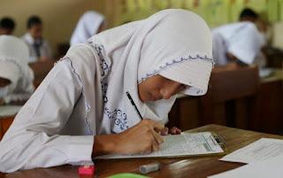 Sekolah SMP Dikabupaten Karawang Gagal Laksanakan UNBK