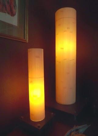 26 Info Kerajinan Dari Bambu Lampu