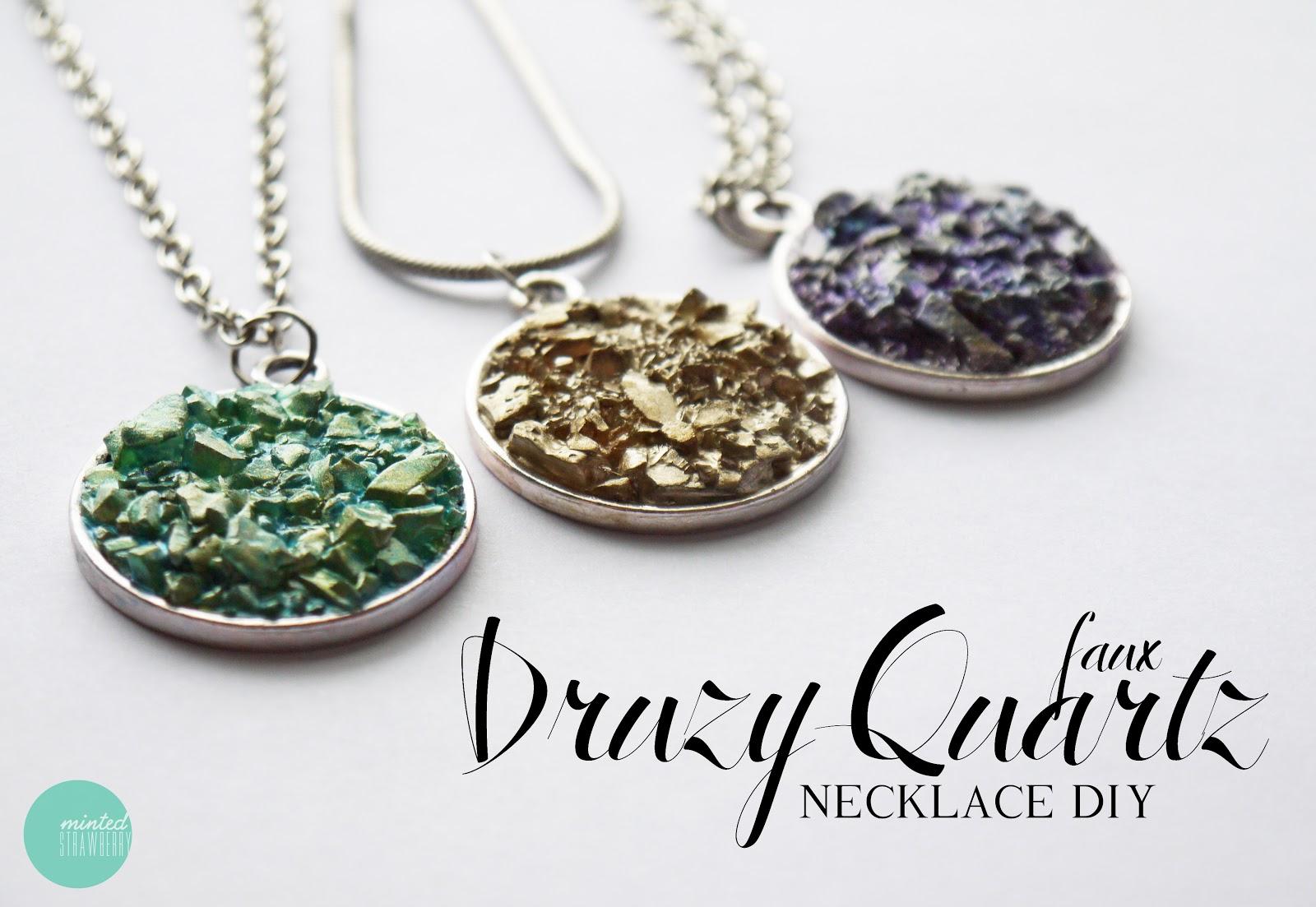 diy necklace pendant - photo #37