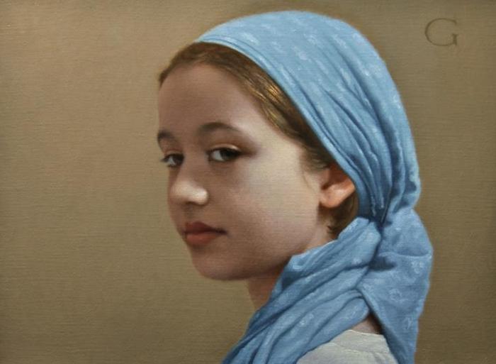 Super David Gray, 1970 | Classical Realist painter | Tutt'Art@ | Pittura  ZV46