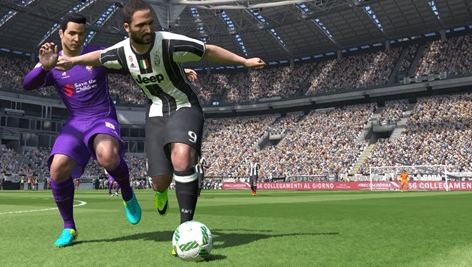 Cheat and Trick in PES 2016 New Update - UjangTecno