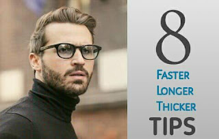 How To Increase Beard Faster