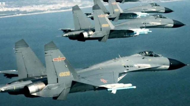 Wah, Ternyata Teknologi Jet Tempur China Boleh Nyolong dari Rusia