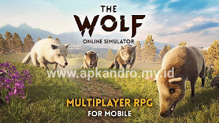 The Wolf MOD APK 1.8.1 Multiplayer RPG Open World