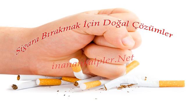 Sigarayı Bırakmanıza Yardımcı Olacak Etkili Çözümler