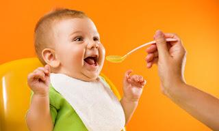Tips Untuk Mengatur Jadwal Makan Sehat Untuk Bayi dan Balita