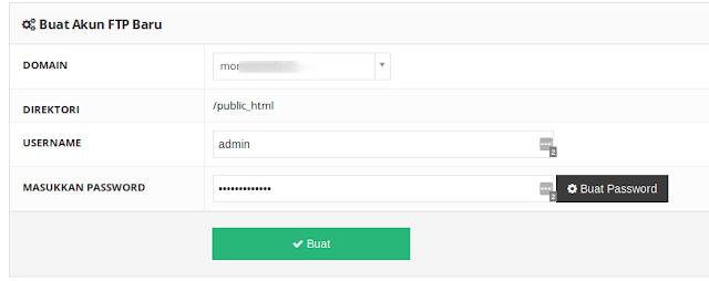 Cara Upload File Menggunakan FTP Filezilla Hostinger