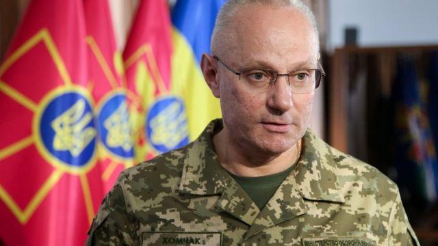 Звернення Головнокомандувача ЗСУ генерал-полковника Руслана Хомчака