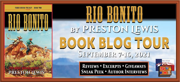 Rio Bonito book blog tour promotion banner