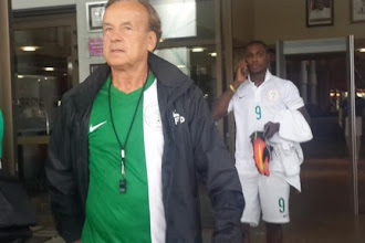 Nigeria favourites for 2019 AFCON