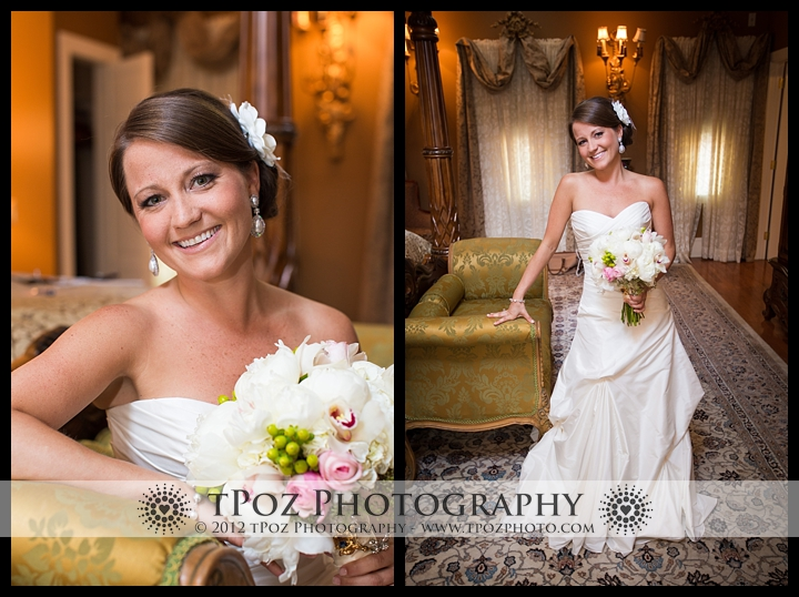 1840's Carrollton Inn Wedding