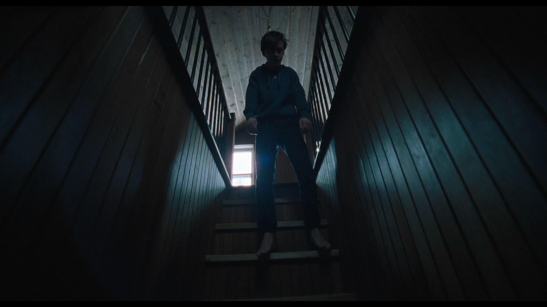 La cabaña siniestra (2019) 1080p BRrip Latino